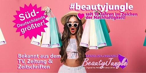 Mädchenflohmarkt Stuttgart|Beauty Jungle! Original! Legendenhalle Böblingen