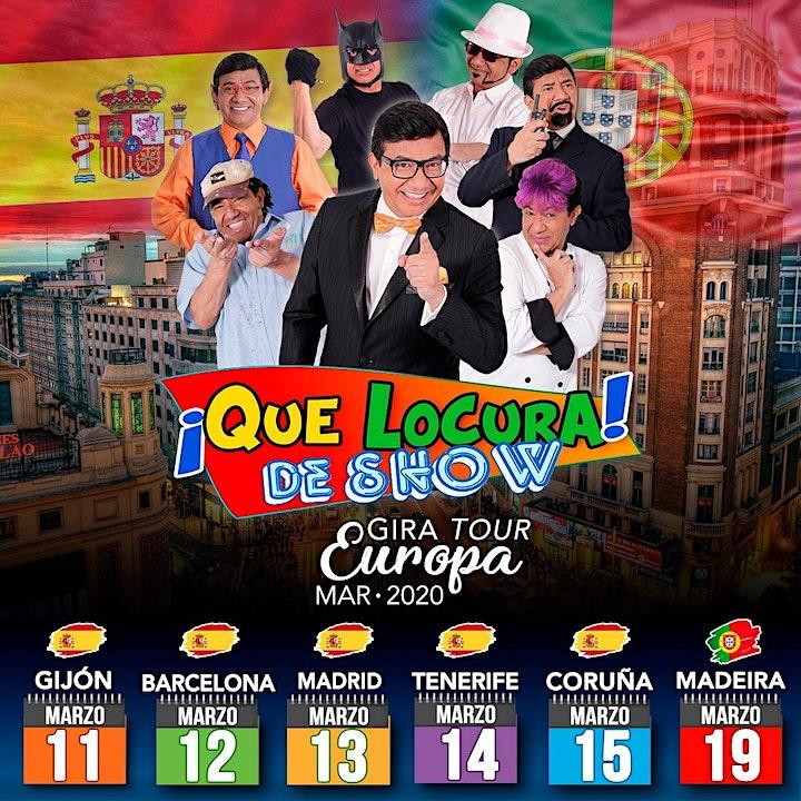 "Imagen de Moncho Martínez ""Que Locura de Show A Coruña"""