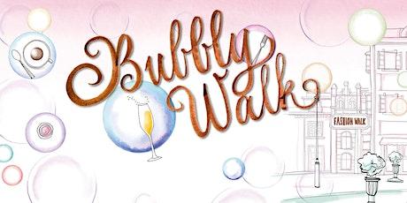 Bubbly Walk 2020 tickets
