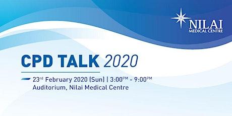 CPD Talk 2020 tickets