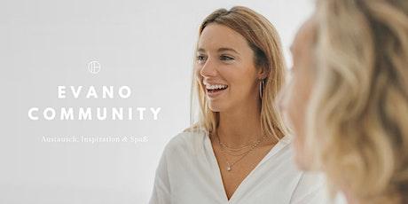 Evano Lounge | Community Meetup für Unternehmer & Gleichgesinnte Tickets
