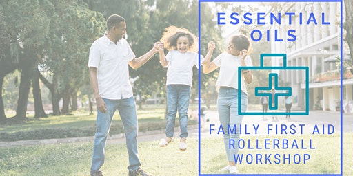 Essential Oils - Family Rollerball Workshop
