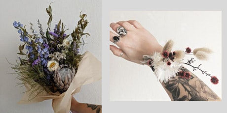 Dried Bouquets, Corsages, and Boutonnieres Workshop tickets