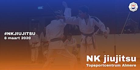 NK Jiu Jitsu 2020 tickets