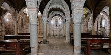 Cripta di San Zama (free donation) biglietti