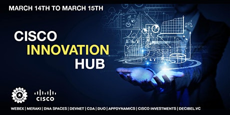 Cisco Innovation Hub @ Capital Factory House (OPEN DAILY 8:30AM - 6PM) tickets