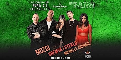 Vremya i Steklo / Potap + Mozgi / Michelle Andrade - Los Angeles tickets