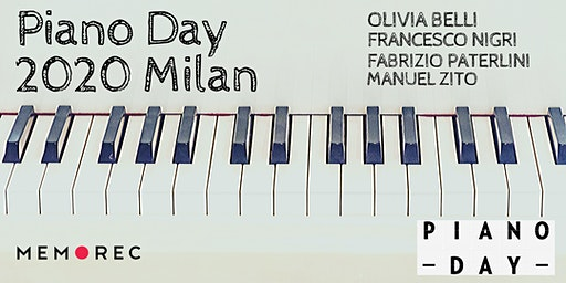 Piano Day Milano 2020