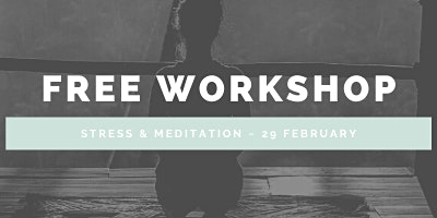 Free Stress Relief Meditation