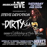 Musication Live Steve Devotion The Dirty Sea