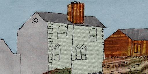 Criw Celf Rhondda Cynon Taf | Hand Stitching & Textiles |Pwytho â llaw a thecstilau gyda Kira Jones