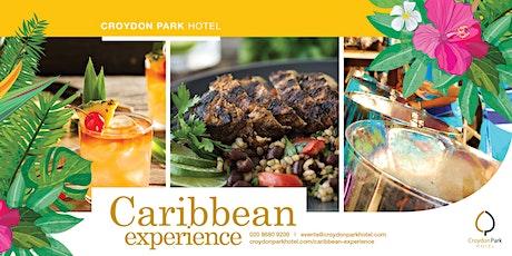 Caribbean Experience 03 October 20 tickets