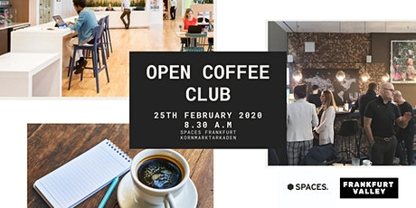 Open Coffee Club February Edition tickets