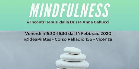 Minicorso di Mindfulness biglietti