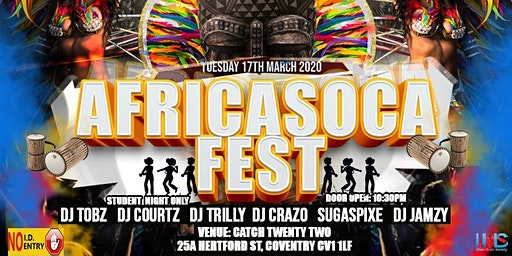 AFRICASOCA FEST -