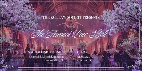 The Annual Law Ball tickets