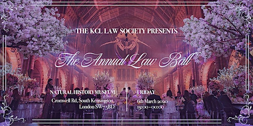 The Annual Law Ball