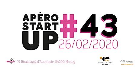 Apéro Startup #43 - Le Paddock - Février 2020 billets