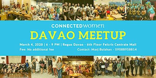 #ConnectedWomen Meetup - Davao (PH) - March 4