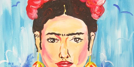 CANCELLED Paint Frida Khalo! tickets