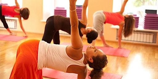 TFG Wellbeing Week - Yoga Session 1