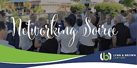 Lynn & Brown Lawyers Networking Soiree tickets