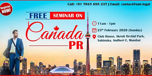 Different pathways to Migrate and settle in Canada.
