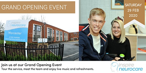 Inspire Neurocare Worcester - Grand Opening Event