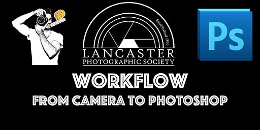 Workflow: from camera to Photoshop