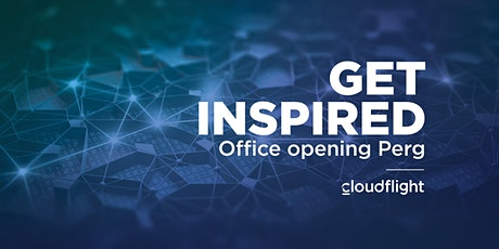 Get Inspired and Opening Event  Perg Tickets