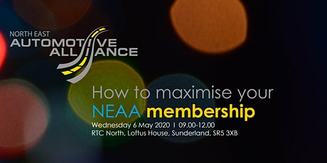 How to Maximise your NEAA Membership tickets