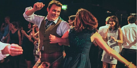 Ceilidh (Scottish dance) for international students tickets