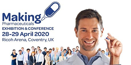Making Pharmaceuticals UK 2020 tickets