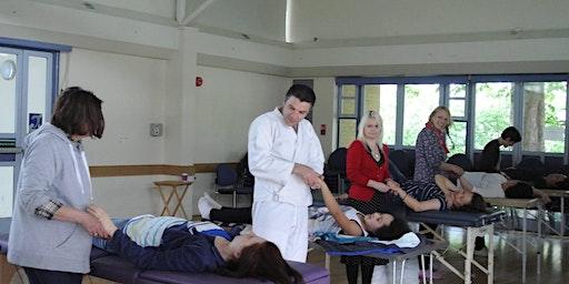 """Formation Pro:""""Tui Na Massage pour les enfants autistes ou avec IMC"""""""