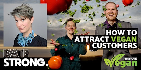 How to attract vegan customers tickets