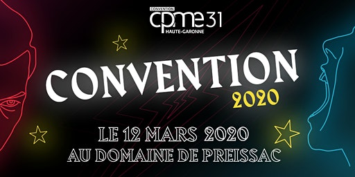 Convention CPME31 2020