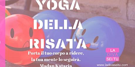 Yoga della Risata 19 febbraio 2020 biglietti