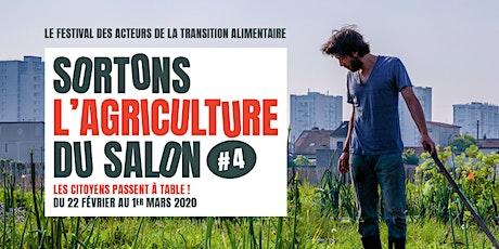 Discussion - Un autre modèle agricole ... billets