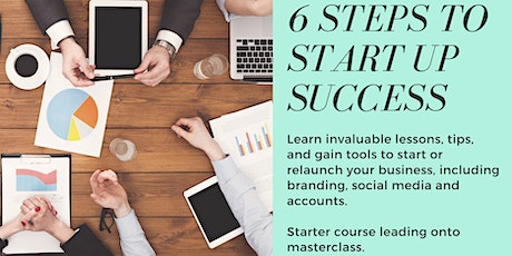 Simple Steps to Business Start Up Success tickets