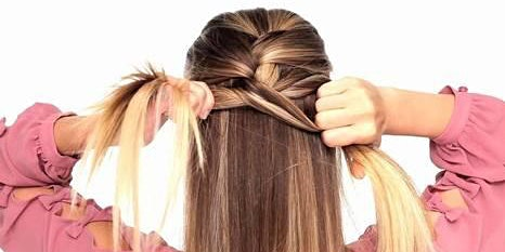 Braid Your Own Hair - Daytime Workshop - May 2020