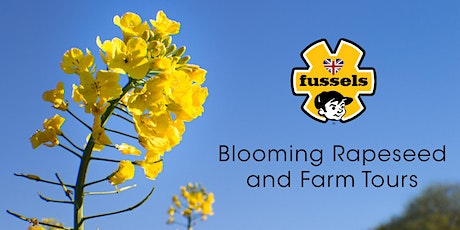 Fussels Blooming Rapeseed and Farm Tours tickets