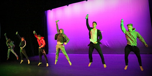 Dance Woking Boys Platform 2020