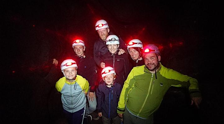 Familien-Höhlentour: Bild