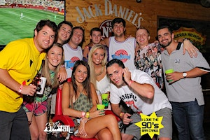 I Love the 90's Bash Bar Crawl - Ann Arbor