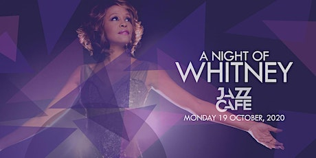 A Night of Whitney tickets