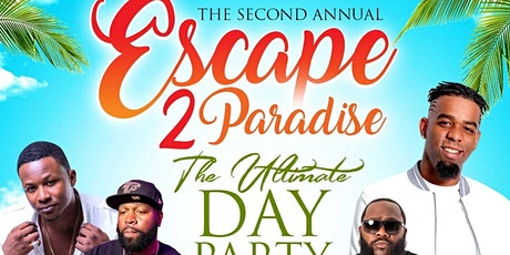 ESCAPE TWO PARADISE tickets