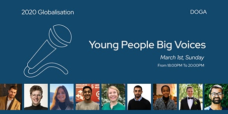 Young People Big Voices tickets