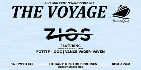 The Voyage tickets