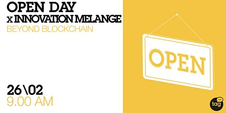 Coworking Open Day x Innovation Melange Tickets