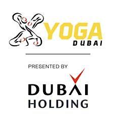 XYoga Dubai presented by Dubai Holding logo